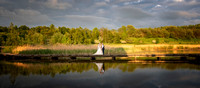 BROCKHOLES NATURE RESERVE WEDDING, PRESTON, LANCASHIRE, NORTH WEST