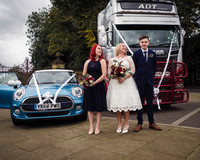 MESNES PARK WEDDING - WIGAN LANCASHIRE