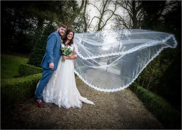 GREAT HALL AT MAINS WEDDING